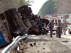 What Truck Drivers Should Do After an  accident, guidelines at the link.