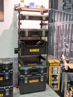 Dewalt ToughSystem Wall Mount System
