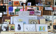 The Artist's Life: Animal Events, Animal People and Sympathy Cards
