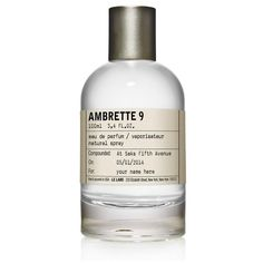 Le Labo Ambrette 9 Baby Eau De Parfum/1.7 Oz. ($175) ❤ liked on Polyvore featuring beauty products, fragrance, beauty, undefined, le labo, le labo perfume, eau de parfum perfume, edp perfume and le labo fragrances
