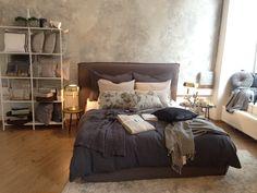 100% stone washed linen- ein Hauch von Luxus auf der Haut. Bettwäsche von Hamam bei Daunenspiel