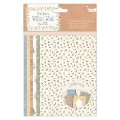 Papermania A6 Cards & Envelopes (12pk) - Tales from Willson Wood