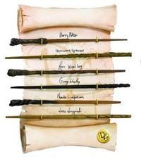 dumbledore's army wands