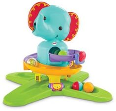 Check out the Silly Safari Swirl 'n Surprise Elephant at the official Fisher-Price website. Explore all our baby and toddler gear, toys and accessories today! Elephant Bedding, Elephant Elephant, Fisher Price Baby Toys, Baby Boy Toys, Motor Activities, Toys For Girls, Minions, Safari, Fun