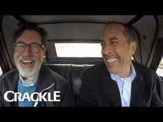 Sneak Peek: A Bearded,'Feminine' Stephen Colbert Joins Jerry Seinfeld on'Comedians in Cars Getting Coffee'