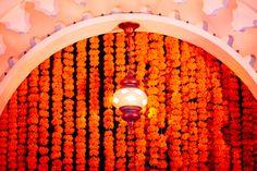 Hanging garlands Diwali Flowers, Colorful Centerpieces, Garlands, Wall Lights, Bloom, Lighting, Vintage, Home Decor, Wreaths