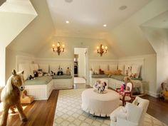 dreamy playroom!