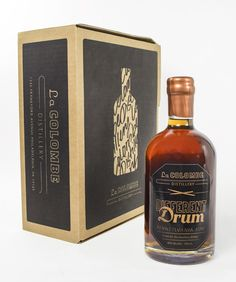 Make your order for La Colombe's Different Drum Rum today!