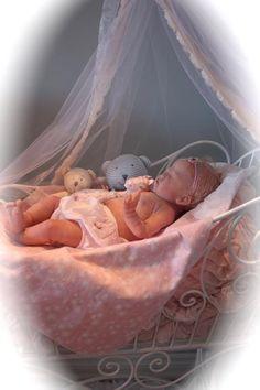 Silicone baby Cricket Artist: Laura Lee Eagles