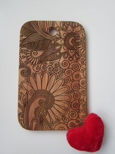 Hey, I found this really awesome Etsy listing at https://www.etsy.com/listing/224641193/custom-cutting-board-mehendi