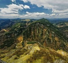 """View from the """"Eagle Eye"""", Bulgaria"""
