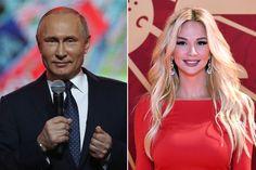 ICYMI: This blonde may be Putin's new pet
