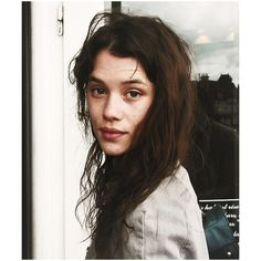 Child of the Moon ❤ liked on Polyvore featuring photos, people, astrid berges-frisbey, backgrounds and other