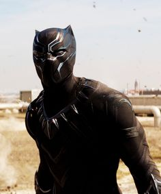 Heroes Get Made • Cheer Up Post #3656 - Black Panther (Character)...