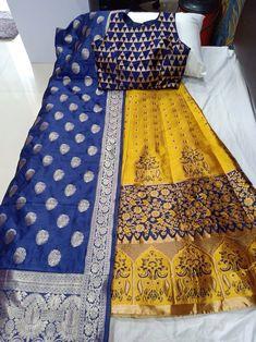 Banarasi lehenga, Brocade silk lehenga, Lehenga choli for women, designer lehenga, Lengha, chaniya choli, Readymade blouse #clothing #blue #etsy #wedding #women#ghaghra choli Banarasi Lehenga, Saree, Indian Outfits, Indian Clothes, Ghaghra Choli, Brocade Fabric, Indian Fashion, Pure Products, Blanket