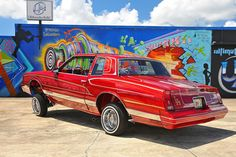 1987 CHEVROLET MONTE CARLO LS – GAME CHANGING