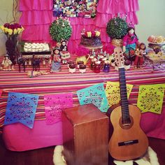 Peruvian theme party Birthday Party Ideas | Photo 1 of 8 | Catch My Party