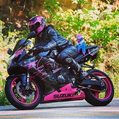 Unique Suzuki GSXR Photo credit to @xxxpinkriderxxx Hashtag #2WP for a chance to get featured. #motorbike #motorcycle #sportsbike #dirtbike #supermoto #yamaha #honda #suzuki #kawasaki #triumph #ducati #harleydavidson #aprilia #ktm #bmw #buell #husqvarna #r1 #r6 #gsxr #panigale #pink #cbr #ninja #monster #streettriple #daytona #bikelife #TwoWheelPassion