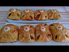 مسمن بالقمرون او الجمبري و الشعرية الصينية لذيذ جدا - شهيوات رمضان - YouTube
