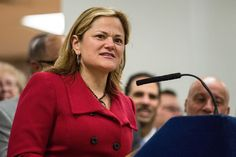 "City Council speaker, Melissa Mark-Viverito calls bill an ""incremental"" step toward a fairer society ."
