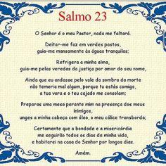 O Semhor e o Meu Pastor