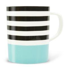 """Becher Tasse """"Black Lines"""" aus Porzellan   online kaufen bei desiary.de"""