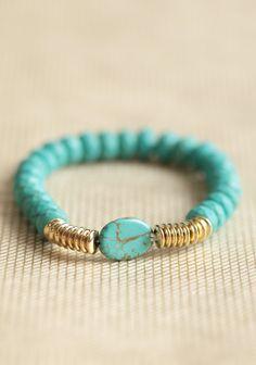 Turquoise+Quarry+Bracelet++at+#Ruche+@shopruche