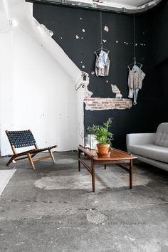 Beans, Cotton & Things: Portrait Concept Store