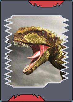 Image - Z.rajasaurus.png - Dinosaur King - Wikia