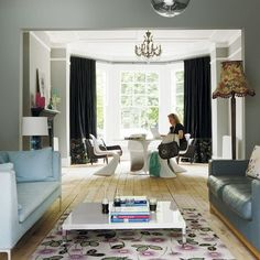 Victorian Living Room Interior Design Luxury Exceptional Decorating Idea to Living Rooms Plus Modern Rooms Media Small Space Living Room, New Living Room, Home Interior, Interior Design Living Room, Living Room Designs, Living Room Decor, Modern Interior, Small Spaces, Modern Luxury
