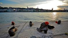 A Cipők a Duna-parton (Shoes on the Danube) | 29 Places That Prove Budapest Is The Most Stunning City In Europe