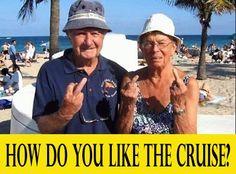 Enjoy your cruise!