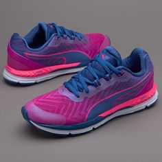 Puma Womens Speed 600 IGNITE v2 - True Blue-Ultra Magenta fc70b6804