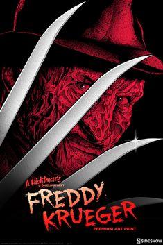 Freddy Krueger-A Nightmare On Elm Street.........