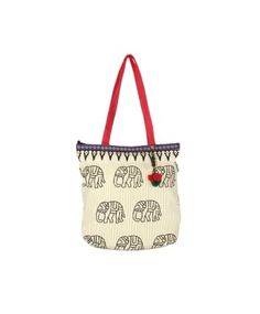 Pick Pocket Red Casual Tote Bag #tote #handbag #ohnineone