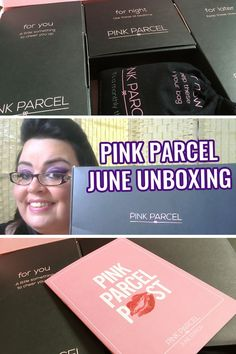 Pink Parcel - June Unboxing This subscription box is just for the ladies - it's a monthly thing! http://www.thepurplepumpkinblog.co.uk/2016/06/pink-parcel-june-unboxing.html