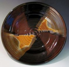 Pottery Platter wedding gift. Great for those who appreciate handmade serving pieces!