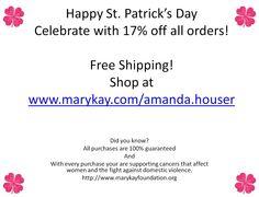 St. Patty's Day Sale!