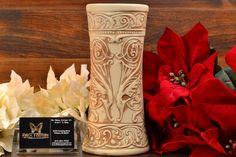 Weller Pottery 1914 Clinton Ivory Art Nouveau Vase