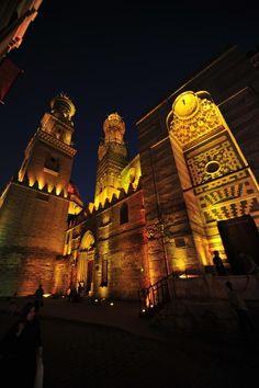 Almoaz street, Cairo, Egypt