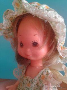 Laura de las montañas con vestido de verano -bonita muñeca de Toyse ( vendida, sold)