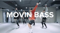 Movin Bass - Rick Ross ft. Jay-Z / Junsun Yoo Choreography
