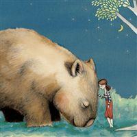 La La Land by flossy p. so cute, in case you were wondering it's a Wombat Australian Gifts, Australian Animals, Wombat, Love Illustration, Photo Wall Collage, Bunt, Fantasy Art, Art Drawings, Original Art