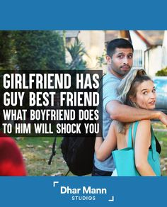 Girlfriend Has Guy Best Friend, What Boyfriend Does Is Shocking | Dhar Mann. Having friends of the opposite sex in relationships can be complicated.  Make  sure they have the right intentions and always make your partner feel comfortable. For more motivational videos, visit DharMann.com #DharMann Guy Best Friend, Just Friends, Social Media Company, Someone Like Me, Steve Harvey, Straight Guys, Motivational Videos, Dont Understand, Life Tips