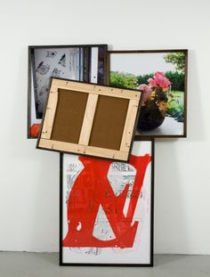 Brendan Fowler at Rental (Contemporary Art Daily) Contemporary Art Daily, Art Icon, Life Is Beautiful, Amazing Art, Objects, Arts And Crafts, Sculpture, Frame, Inspiration