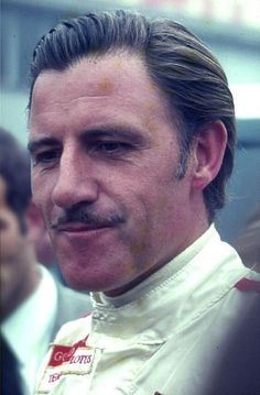 Graham Hill. The only driver to win the Triple Crown of Motorsport - Le Mans, Indy 500 and Formula One World Championship  (1962, 1968). Graham Hill and his son Damon are the only father and son pair both to have won the Formula One World Championship.