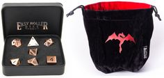 Win Our Legendary Dice Set & Reversible Wyvern Bag