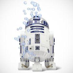 Fancy | R2-D2 Bubble Generator