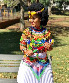 Explore South African wedding traditions, latest Igbo traditional wedding attire, what to wear to a Ghanaian wedding, shweshwe wedding dresses and Zulu Traditional Wedding Dresses, Zulu Traditional Attire, South African Traditional Dresses, African Traditional Wedding, African Dresses For Kids, African Fashion Dresses, African Attire, African Wear, Zulu Women
