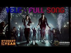 MOVIE: Student Of The Year - SONG: Vele - ACTORS: Sidarth Malhotra, Alia Bhatt & Varun Dhawan **WATCH FULLSCREEN**
